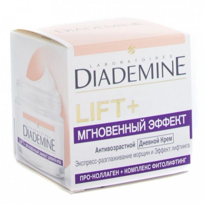 Косметика для мамы Diademine Lift и Дневной Крем Мгновенный эффект 50 мл витэкс гиалурон lift cc крем для лица с эффектом лифтинга 50 мл