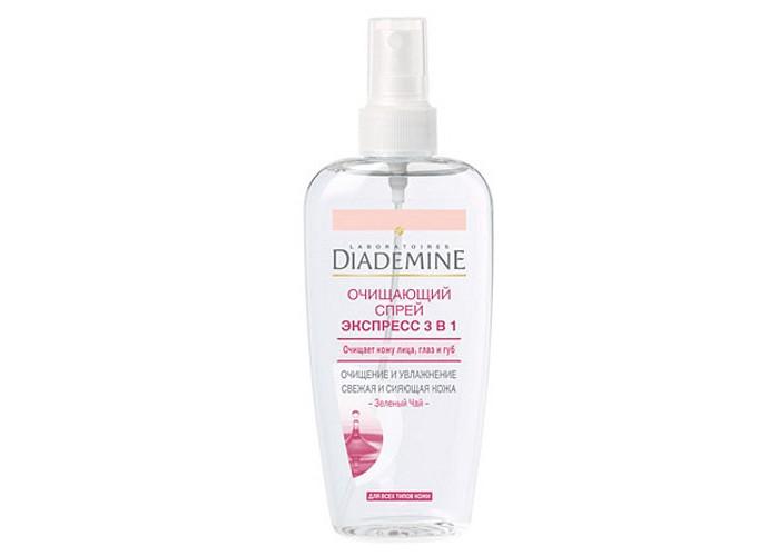 Косметика для мамы Diademine Спрей Очищающий экспресс 3 в 1 200 мл рено кангу экспресс fc0 1