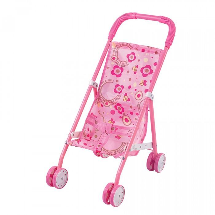кукольная коляска трость 35 5 24 5 52 см fei li toys Коляски для кукол Fei Li Toys FL6076