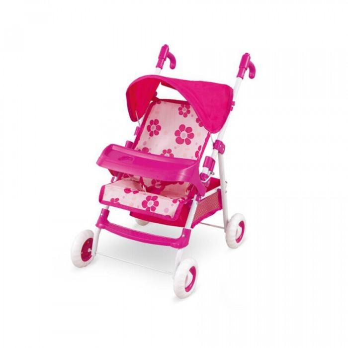 кукольная коляска трость 35 5 24 5 52 см fei li toys Коляски для кукол Fei Li Toys FL8116-1