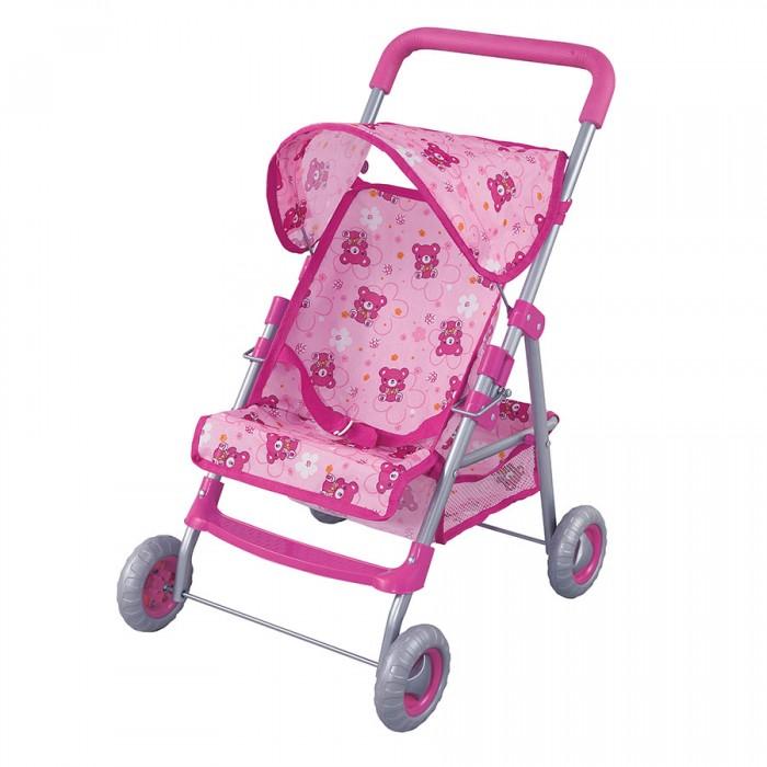 кукольная коляска трость 35 5 24 5 52 см fei li toys Коляски для кукол Fei Li Toys FL8186