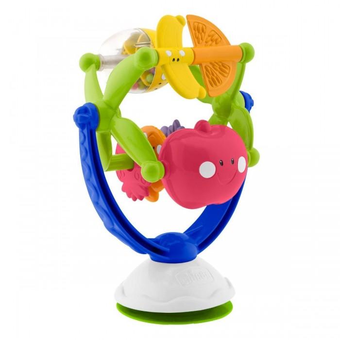 Электронные игрушки Chicco Игрушка на стульчик Музыкальные фрукты электронные игрушки chicco детское радио