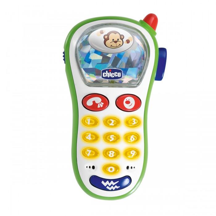Электронные игрушки Chicco Игрушка Мобильный телефон игрушка смартфон