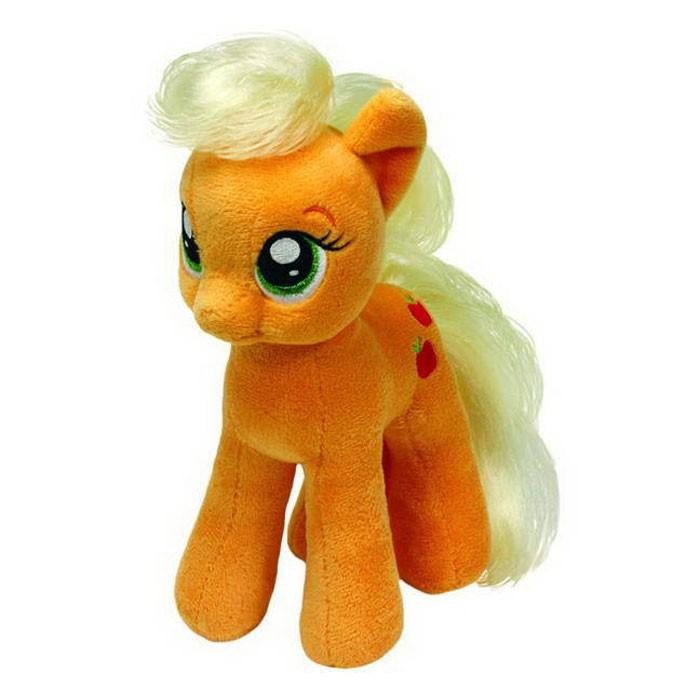 Мягкие игрушки Май Литл Пони (My Little Pony) Apple Jack 25 cм