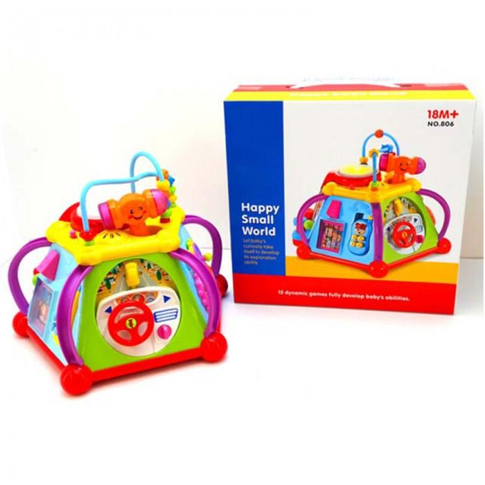 Купить Развивающие игрушки, Развивающая игрушка Veld CO Игровой центр со световыми и звуковыми эффектами