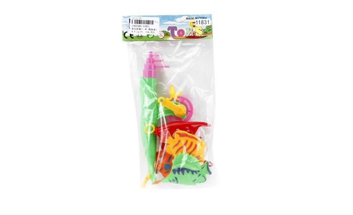 Развивающие игрушки Veld CO Рыбалка набор в пакете