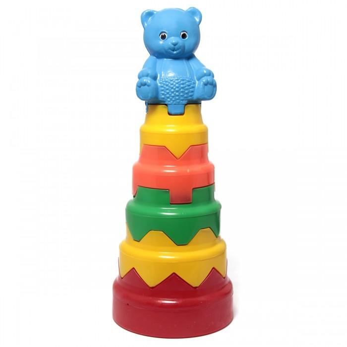 пирамидки Развивающие игрушки Veld CO Пирамида башня