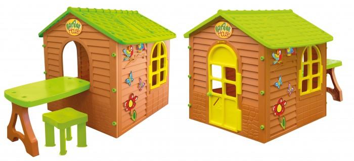 Летние товары , Игровые домики Mochtoys Игровой домик со столом арт: 269268 -  Игровые домики