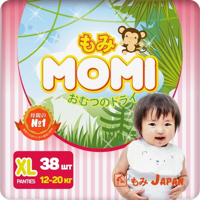 Momi Подгузники трусики XL (12-20 кг) 38 шт.