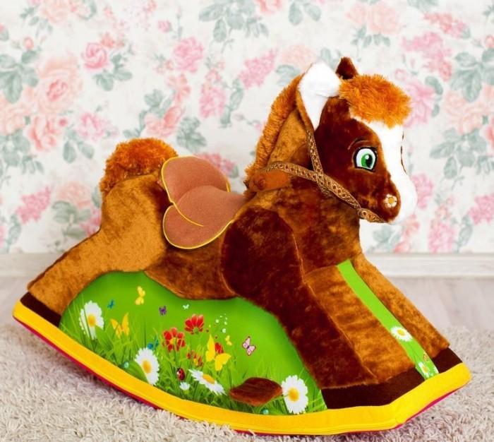 Качалка Paremo ЛошадкаЛошадкаКачалка Paremo Лошадка  безопасна для ребенка, приятна на ощупь и внешний вид.   Особенности: Рекомендованная нагрузка до 20 кг Качалка имеет бескаркасную и абсолютно безопасную для ребенка конструкцию Держатели для рук и ног ребенка и минимальный градус наклона помогут сохранять равновесие и баланс Размеры лошадки-качалки: 78 х 57 х 39 см. Вес: 4,5 кг Высота от пола до сидения: 35 см<br>