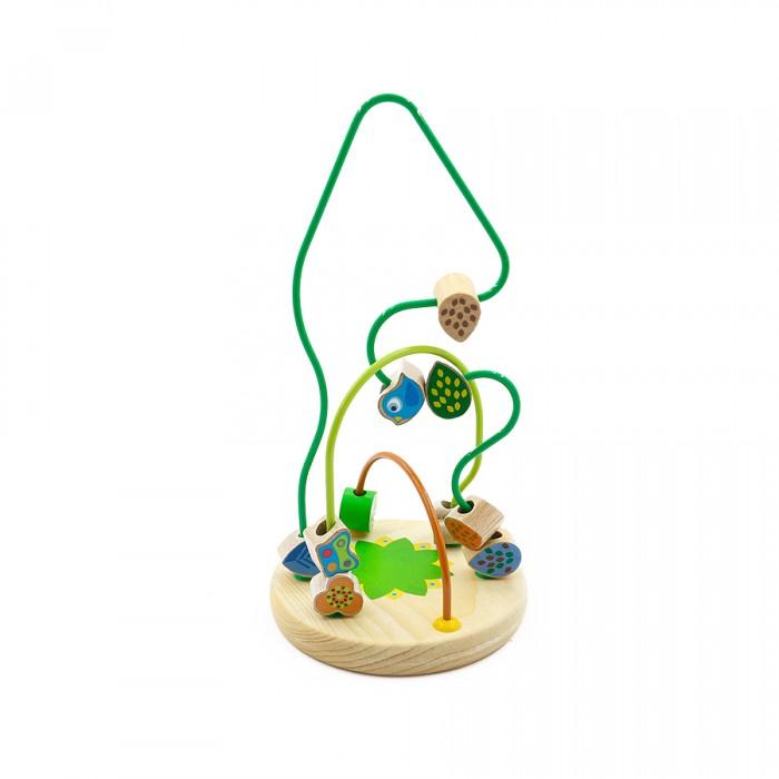 Деревянные игрушки Мир деревянных игрушек (МДИ) Лабиринт Чудо-дерево мир деревянных игрушек мди лабиринт мурлыка