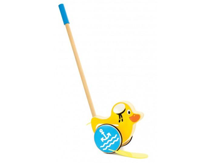 Каталка-игрушка Мир деревянных игрушек (МДИ) Утёнок