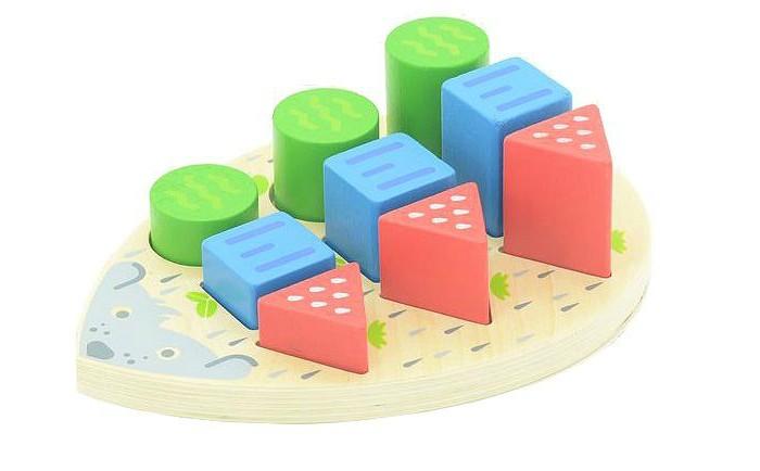 Сортеры Мир деревянных игрушек (МДИ) Ёжик Д413 игрушка мир деревянных игрушек лабиринт слон д345