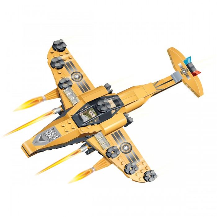 Конструкторы BanBao Военный самолет 150 элементов самолет без нее