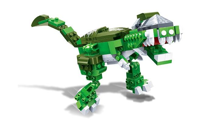 Конструкторы BanBao Тираннозавр Рекс 135 элементов пакет подарочный росмэн тираннозавр рекс 230 180 100мм