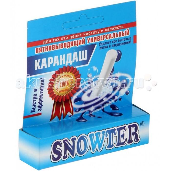 Бытовая химия Snowter Пятновыводитель Карандаш универсальный 35 г бытовая химия snowter таблетки для посудомоечных машин 16 х 20 г
