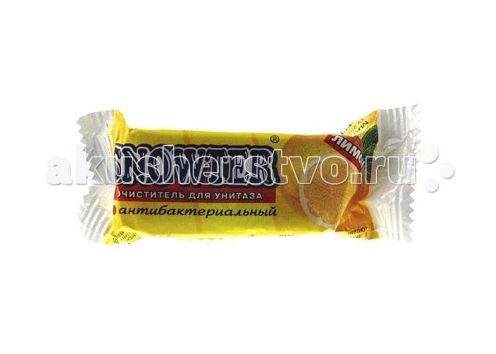Бытовая химия Snowter Очиститель для унитазов Лимон подвеска 30 г гигиенические блоки и таблетки для унитазов