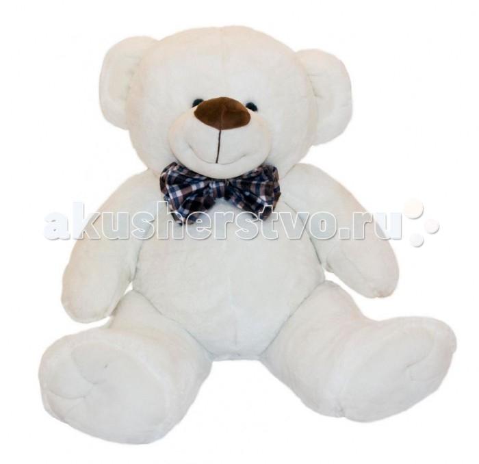 Мягкая игрушка Button Blue Мишка Марвин белый 24 см