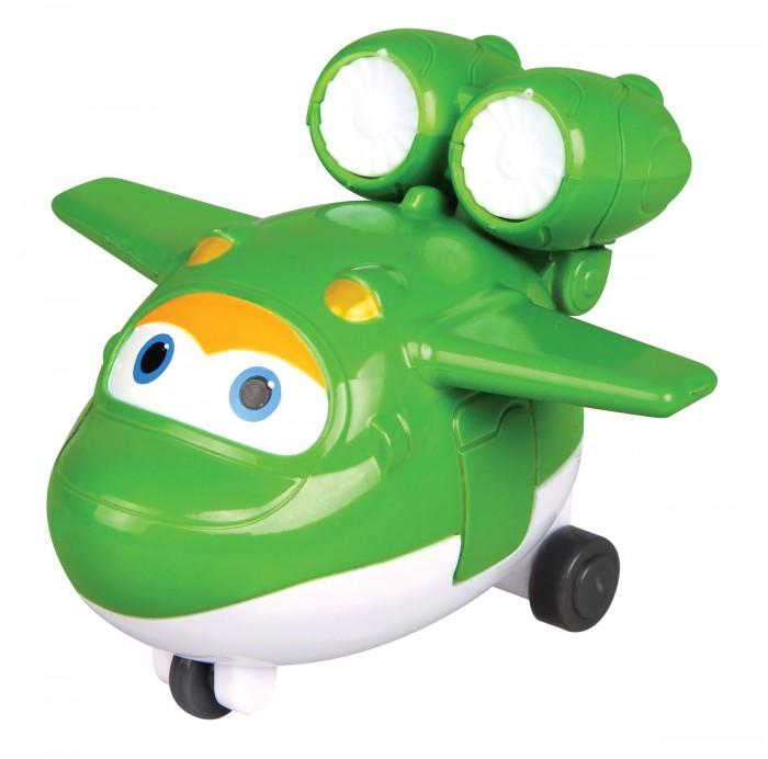 Вертолеты и самолеты Super Wings Металлический Мира