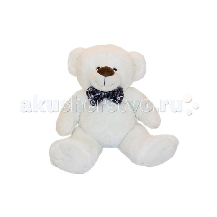 Мягкие игрушки Gulliver Мишка Марвин белый 29 см