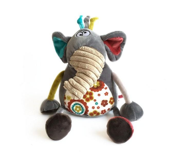 Мягкие игрушки Gulliver Слоник Робби 22 см