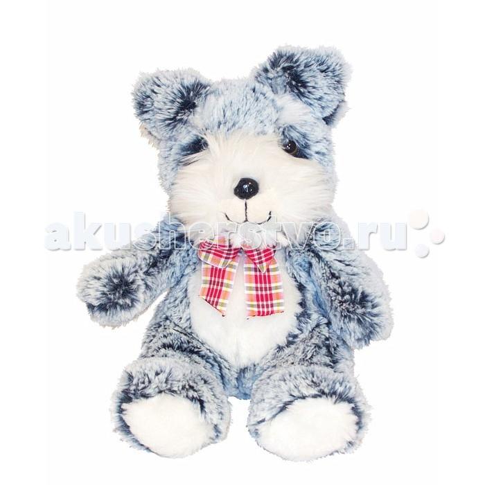 Мягкие игрушки Button Blue Щенок Басти терьер 40 см денди динмонт терьер щенок купить