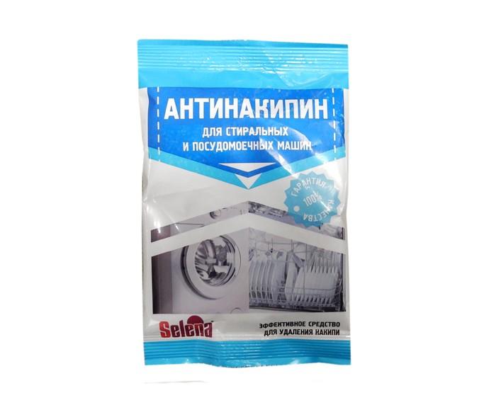 Бытовая химия Selena Антинакипин для стиральных машин 100 г*24