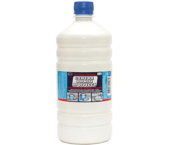 Бытовая химия Selena Моющее средство Формула прогресса 1000 мл моющее средство hg для мрамора и натурального камня 1000 мл