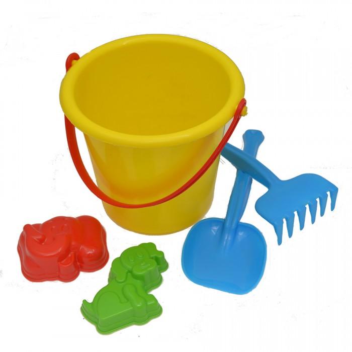 Игрушки для зимы Кассон Набор для песочницы большой лопатка + грабли полесье набор для песочницы 406