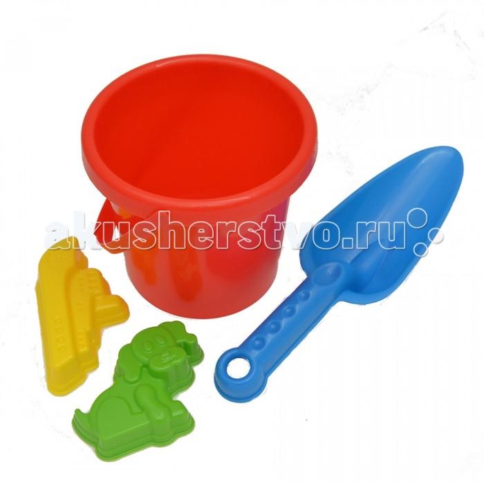 Игрушки в песочницу Кассон Набор для песочницы большой совок