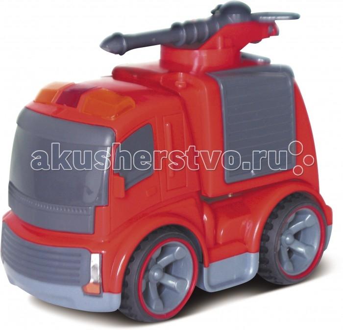 Машины Taiko Zoom! Пожарная машина радиоуправляемая пламенный мотор машинка инерционная volvo пожарная охрана