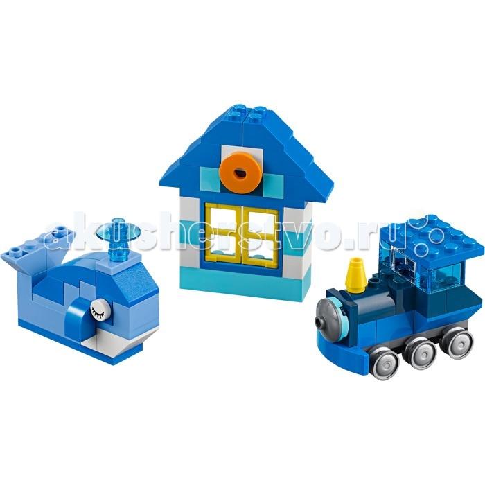 lego lego classic 10709 оранжевый набор для творчества Lego Lego Classic Синий набор для творчества