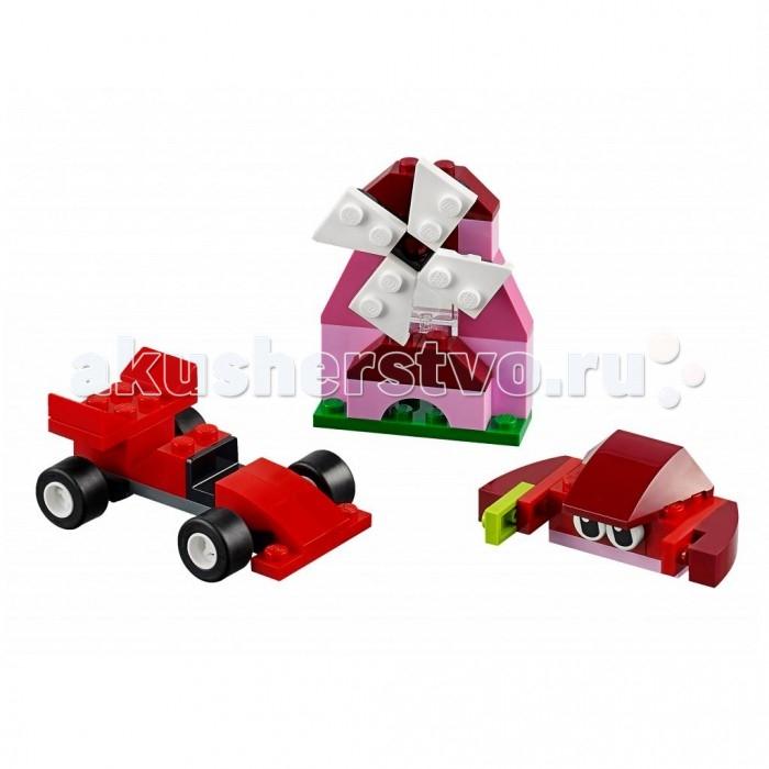 Lego Lego Classic Красный набор для творчества конструктор lego 10692 classic набор для творчества