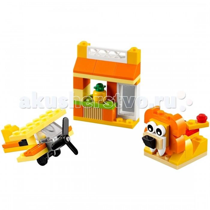 Lego Lego Classic Оранжевый набор для творчества конструктор lego 10692 classic набор для творчества