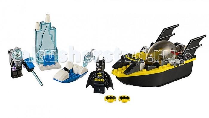 Lego Lego Juniors Бэтмен против Мистера Фриза