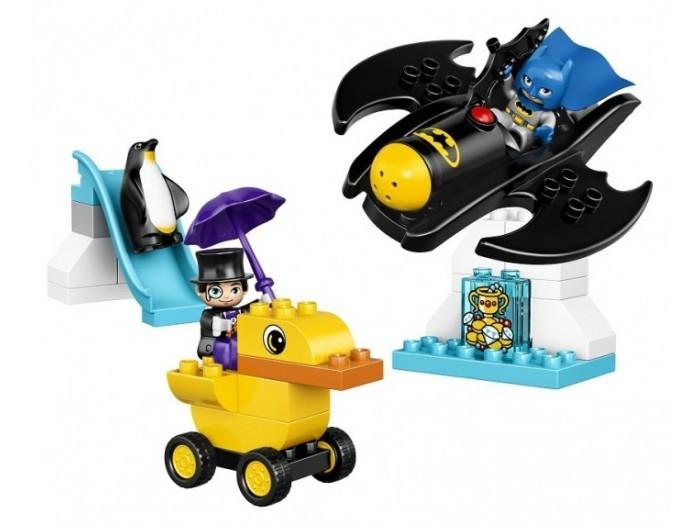 Lego Lego Duplo Приключения на Бэтмолёте