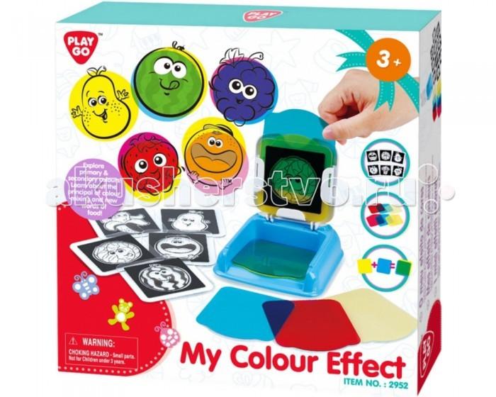 Купить Развивающие игрушки, Развивающая игрушка Playgo Цветовые эффекты