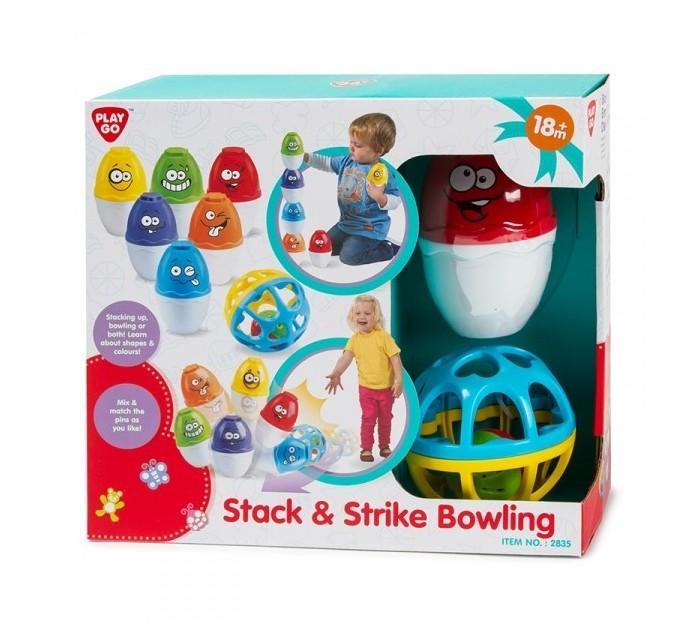Развивающие игрушки Playgo Боулинг всё для лепки playgo набор 8636