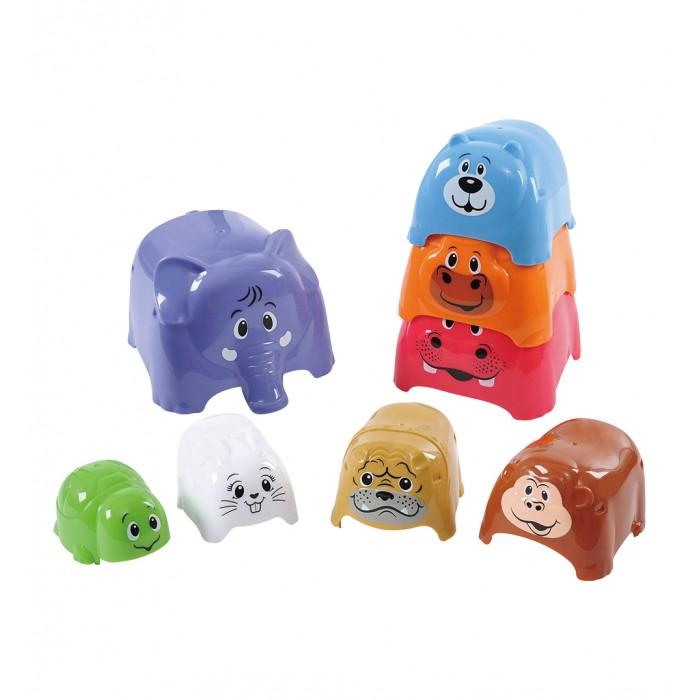 Развивающие игрушки Playgo Формочки-животные краснокамская игрушка развивающая пирамидка кольцевая