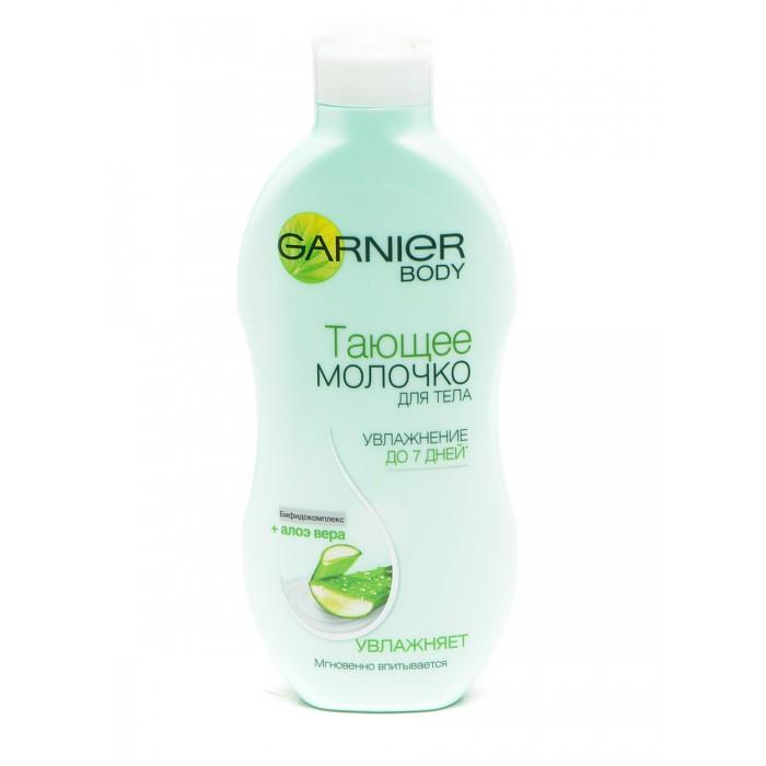 Косметика для мамы Garnier Body Молочко для тела Тающее Масло Манго 250 мл мерцающее молочко для тела миндальное дерево 250 мл