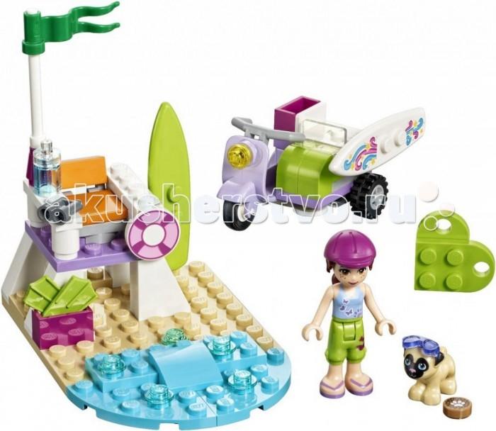 Lego Lego Friends Пляжный скутер Мии lego friends со сменным элементом