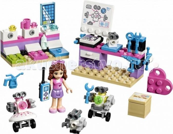 Lego Lego Friends Творческая лаборатория Оливии lego friends со сменным элементом