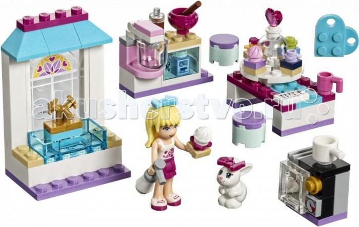 Lego Lego Friends Кондитерская Стефани нейтральный цвет в интерьере стефани хоппен