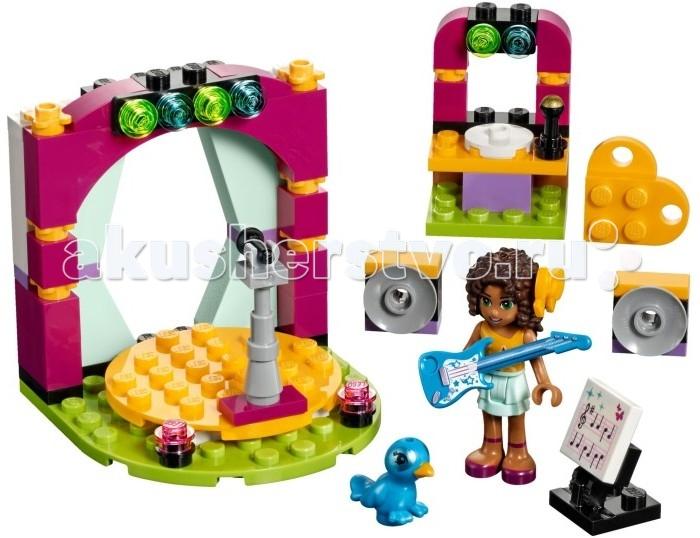 Lego Friends Музыкальный дуэт Андреа