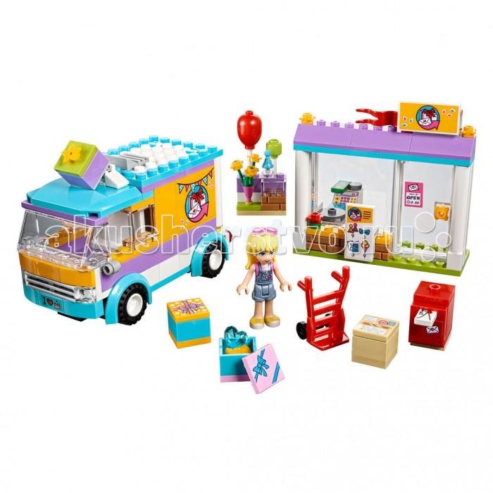 Lego Lego Friends Служба доставки подарков