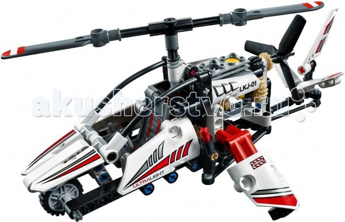 Lego Lego Technic Сверхлёгкий вертолёт йошихито исогава большая книга идей lego technic машины и механизмы
