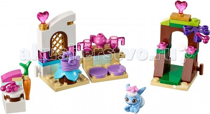 Lego Lego Disney Princesses Кухня Ягодки конструктор lego disney princesses экзотический дворец жасмин 41061