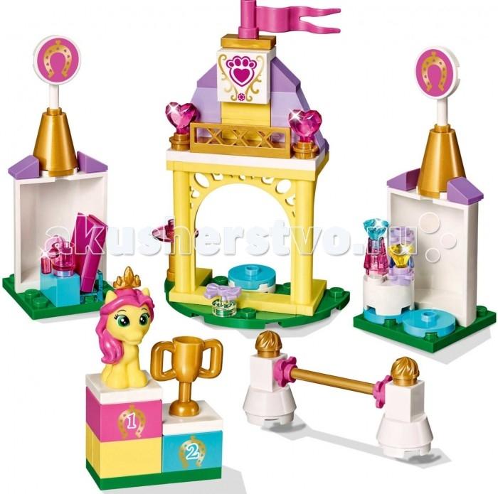 Lego Lego Disney Princesses Королевская конюшня Невеличк конструктор lego disney princesses экзотический дворец жасмин 41061