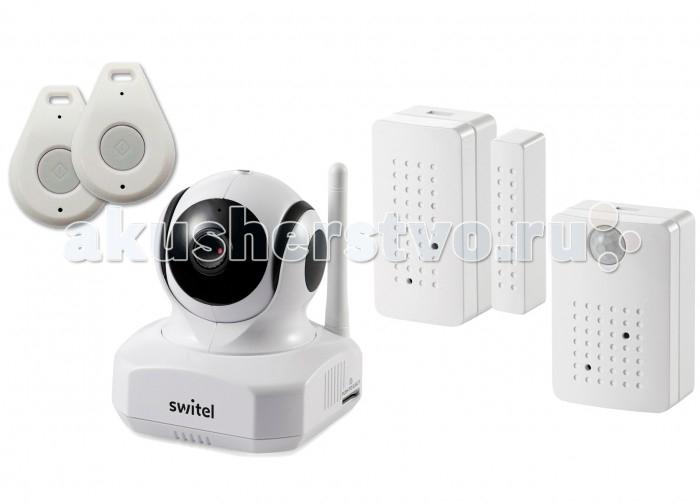 Switel Видеоняня BSW220 2 в 1Видеоняня BSW220 2 в 1Switel Видеоняня BSW220 2 в 1 отличается высоким качеством HD 720p изображения и звука, а также надёжностью и стабильной, устойчивой связью. Видеоняня подключается к домашней WiFi сети, а управлять ею родители могут не только дома, но и за его пределами с помощью смартфона или планшета, подключенного к интернету.  Особенности: Видеоняня непрерывно контролирует обстановку в детской комнате, улавливая движение и звук, отправляя Push-уведомления на родительское устройство, в случае их обнаружения. Следует отметить, что такие уведомления приходят стабильно, без потерь и задержек на любые устройства iOS или Android. Скачав бесплатное приложение из App Store или Google Play и подключив камеру к сети, родители обеспечат полный контроль.  Для того, чтобы тревожные оповещения приходили только по действительно важной причине, производитель предусмотрел возможность выбора определённой области для наблюдения за движением. Например, можно указать камере только ту часть комнаты, где располагается детская кроватка, и камера будет следить за движением только в ней, не беспокоя родителей понапрасну. Видеоняня оснащена всеми необходимыми функциями, которые требуются родителям для комфортного контроля за ребенком, например, ночное видение и возможность вести запись на карту памяти (карта microSD приобретается отдельно); двухсторонняя (обратная) связь с малышом, чтобы родители могли успокоить расплакавшегося кроху, если не смогут немедленно оказаться рядом. Дальность приёма неограниченна при подключении к сети Интернет. Удалённое наблюдение через сети Wi-Fi/3G/4G (LTE). Ночное видение обеспечивает наблюдение за ребенком в темное время суток. Удаленное управление вращением камеры с мобильного устройства. Слот для карты памяти Micro SD (до 32 GB). Запись видео и фото на карту памяти. Двухсторонняя связь. Простая и быстрая настройка. Push-уведомления приходят на мобильное устройство при обнаружении движения или детского плача. Бесплатное 
