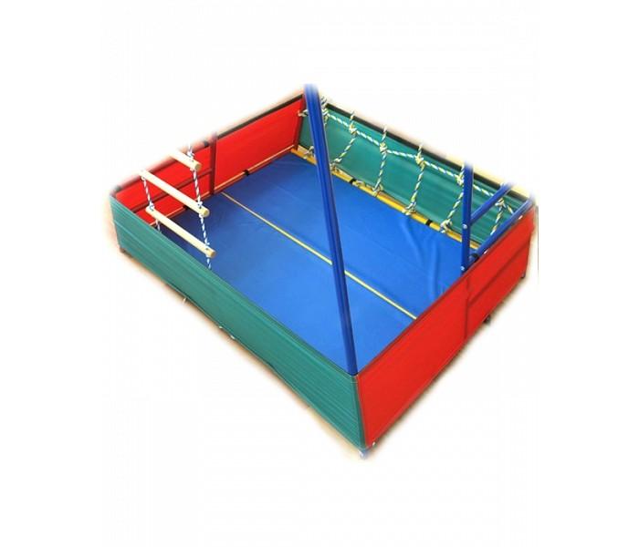 Спортивные комплексы SportsWill Сухой бассейн для Спортивного комплекса Baby Hit спортивные комплексы sportswill трапеция